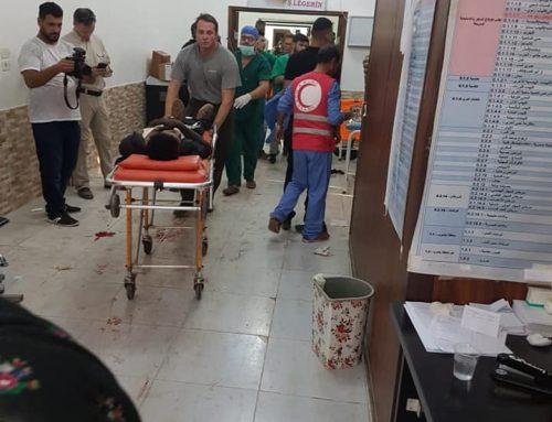 TURKSE STAAT IS BEGONNEN MET AANVAL OP ROJAVA / NOORD SYRIE